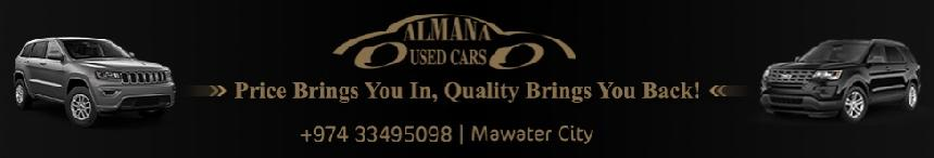 Almana Used Cars