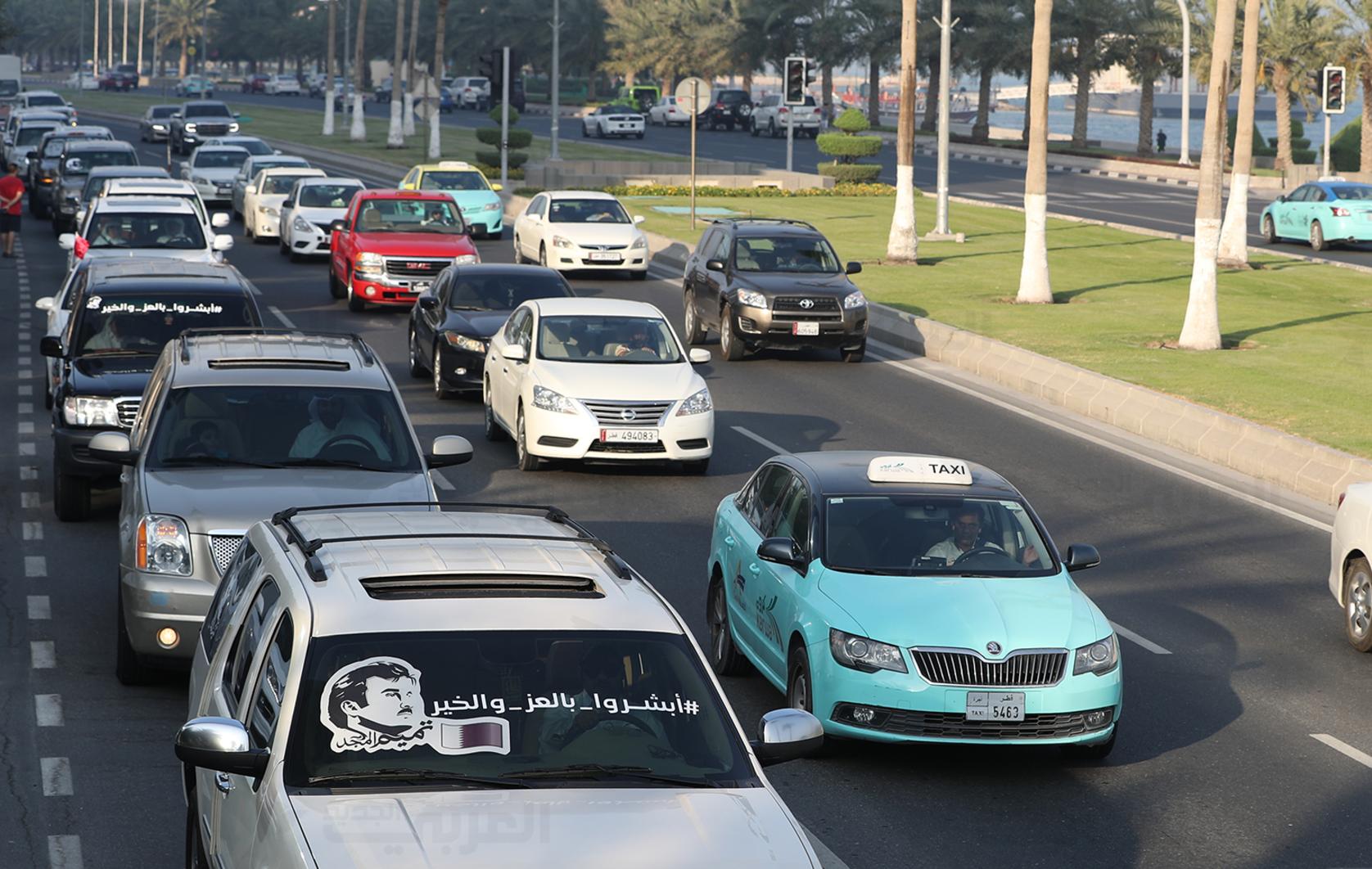 جزء من طريق كورنيش الدوحة سيتم إغلاقه يومي الجمعة و السبت