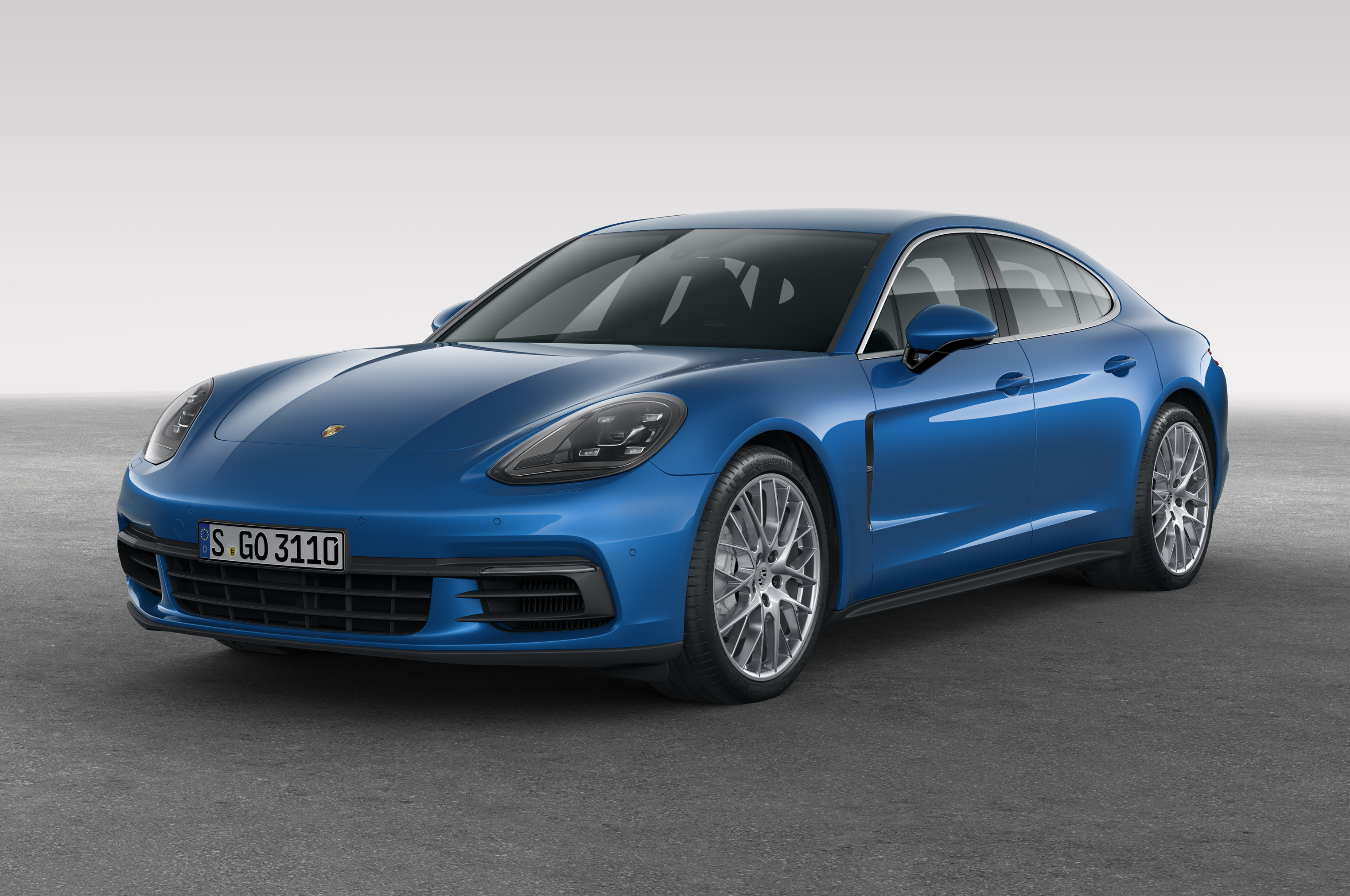 The new Panamera.. Prices and specs in Qatar