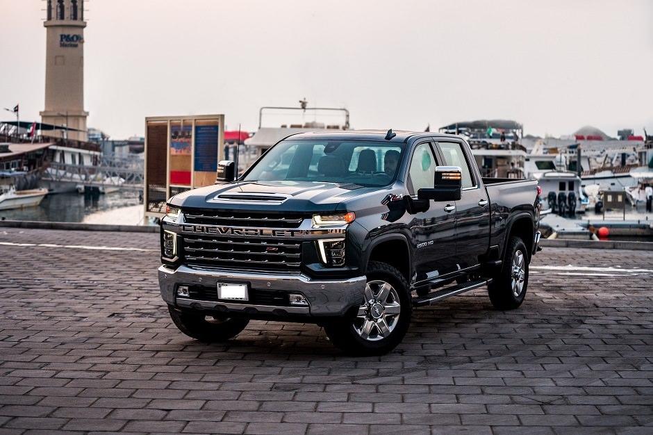 Chevrolet Silverado 2020 has arrived