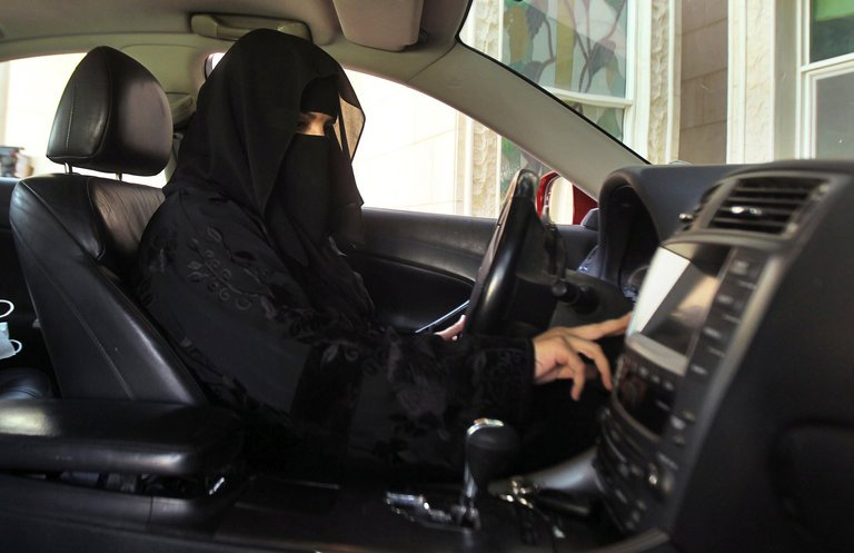An historic day for Saudi Arabia: Women can now drive