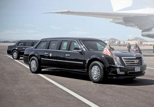 Strange Facts about Trump's new car