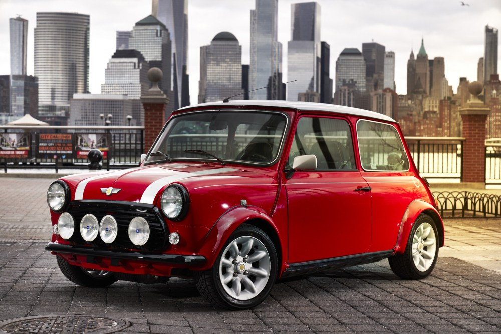 Mini Cooper to celebrate its 60th anniversary by revealing a new classic car