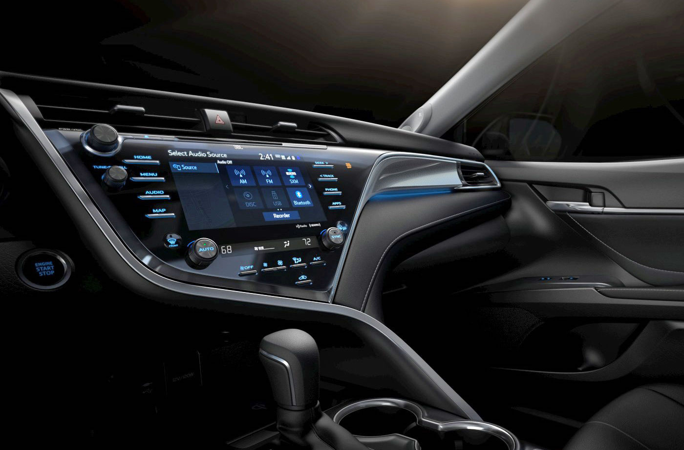 2018 Toyota Camry to feature Linux-based infotainment system