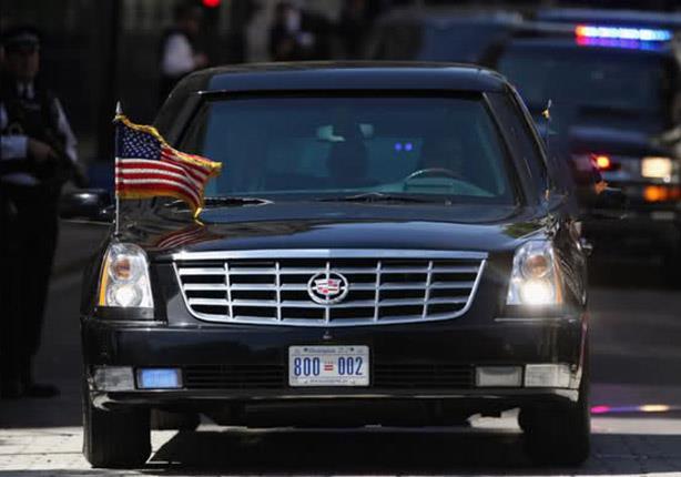 شاهد: سيارة دونالد ترامب الجديدة