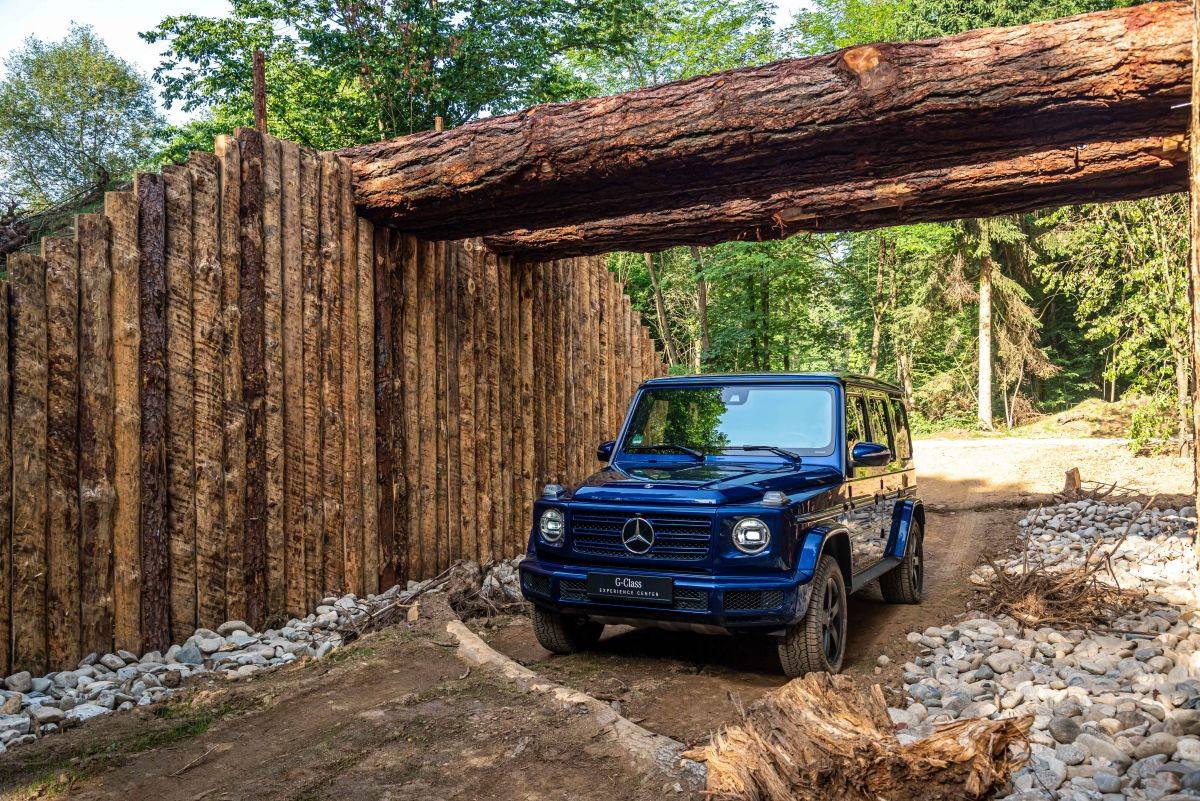 Mercedes G-Class 'Stronger Than Time' Edition debuts