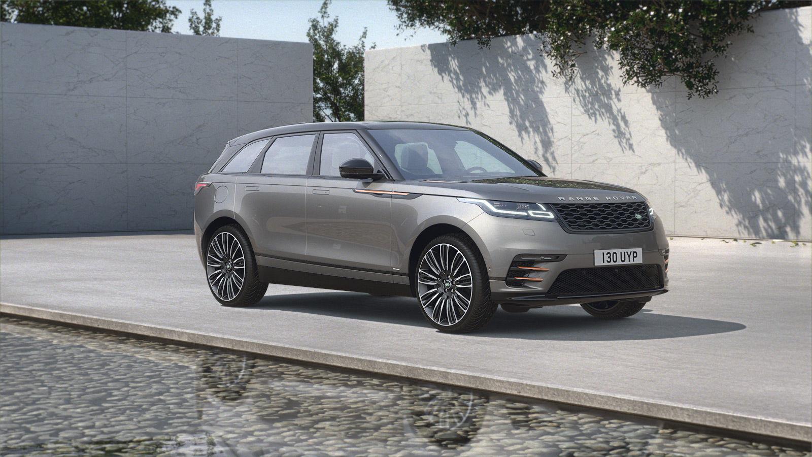 Range Rover Velar debuts at Alfardan showrooms