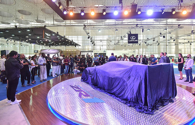 Qatar Show 2018: Classic and modified cars attract visitors attention