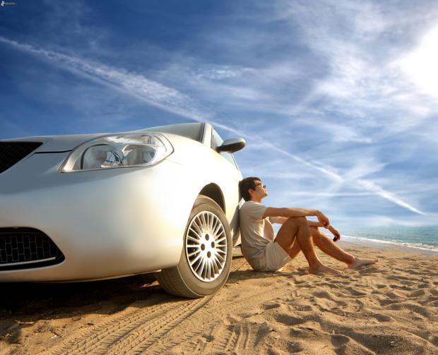 كيف أحمي الجزء الخارجي من السيارة أثناء الصيف؟