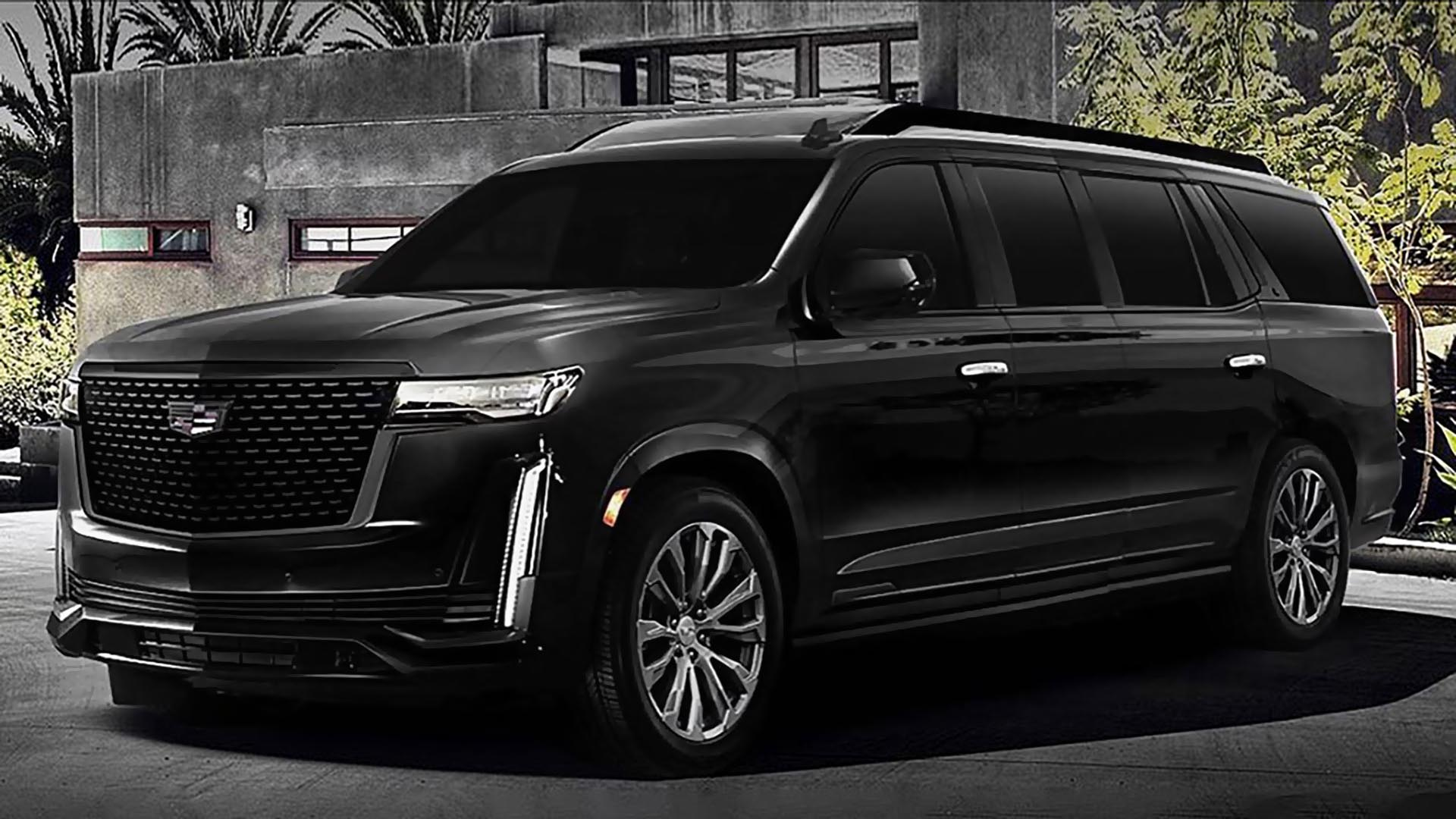 Lexani Motorcars unveils plans for 2021 Escalade Mobile Offices
