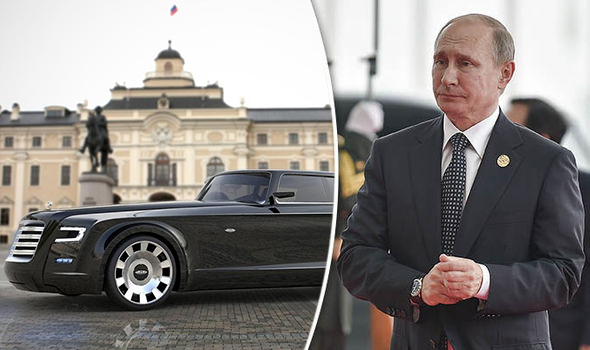 10 Most Powerful  President's' Vehicles, Would you Like to have one?