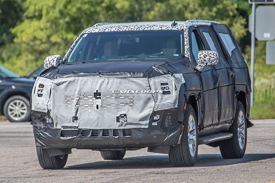 The all-new GMC Yukon 2021 decides when to officially appear