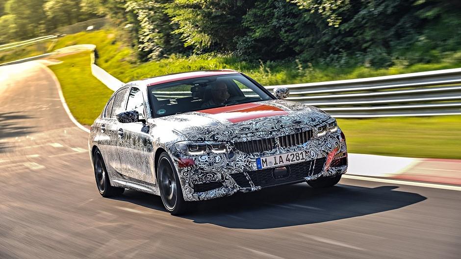أعلنت BMWعن انتهاء سيارة GTفي الفئة الثالثة الجديدة