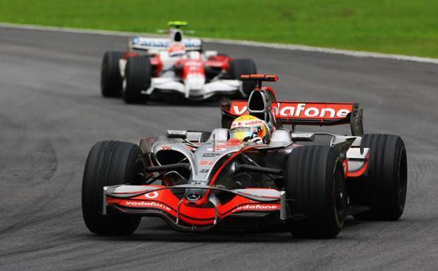 لن تصدق كم يبلغ سعر تصليح سيارة فورمولا 1!