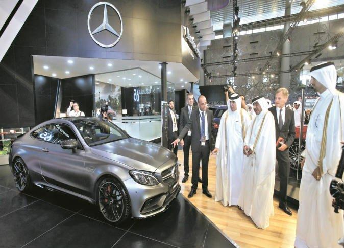 NBK to Display Mercedes-Benz Models at Motor Show