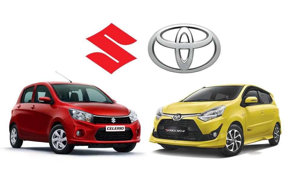 Toyota To Help Suzuki Develop Ultra-Efficient Engine