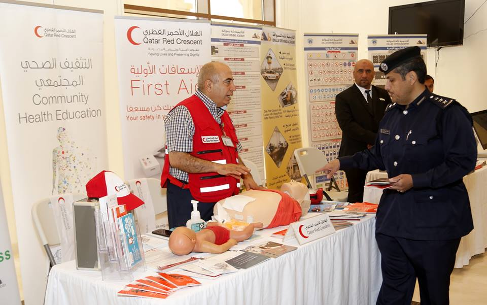 The General Directorate of Traffic Celebrates the Arab Traffic Week