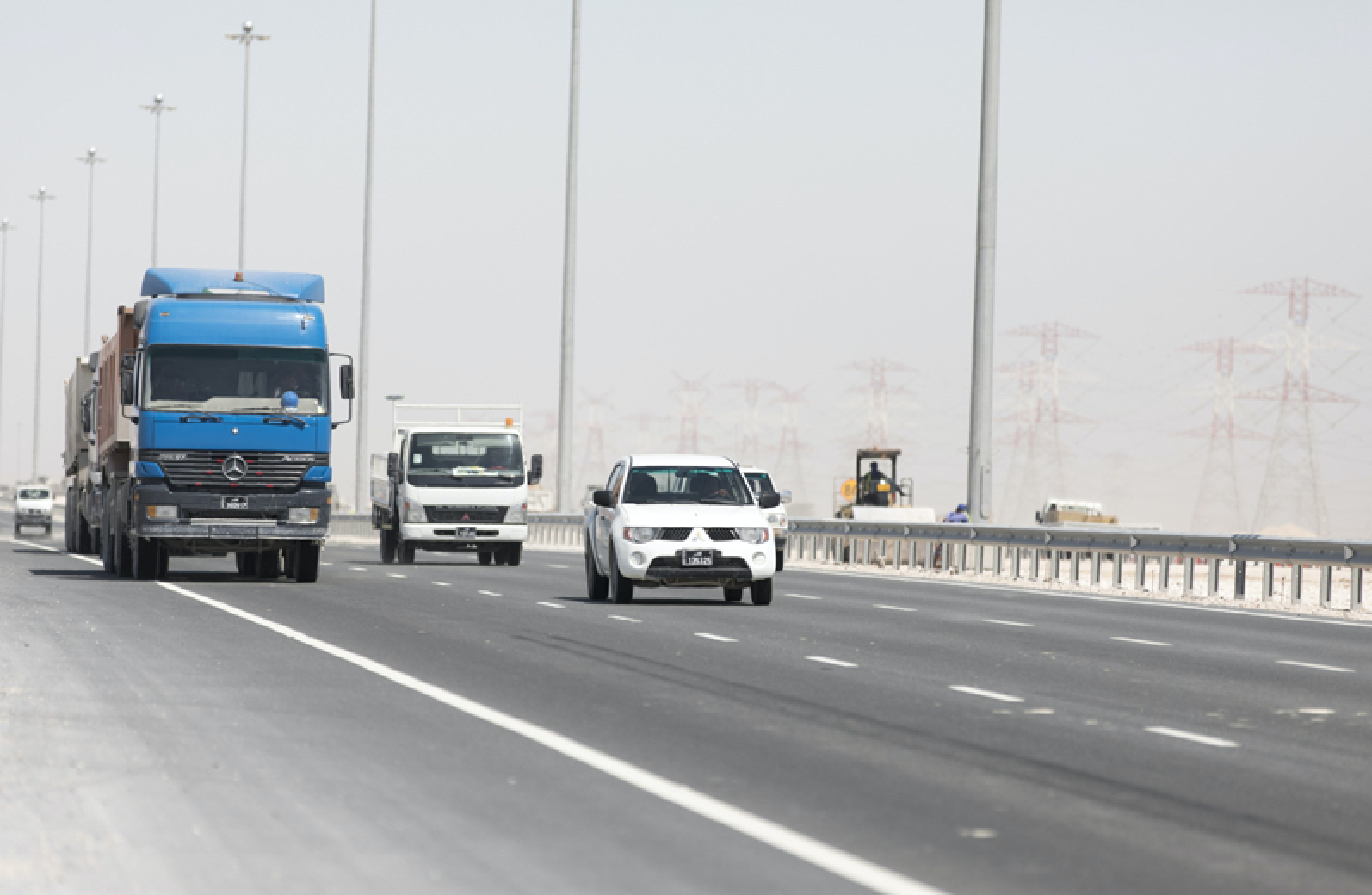 Ashghal opens 37km of Orbital Highway project to traffic