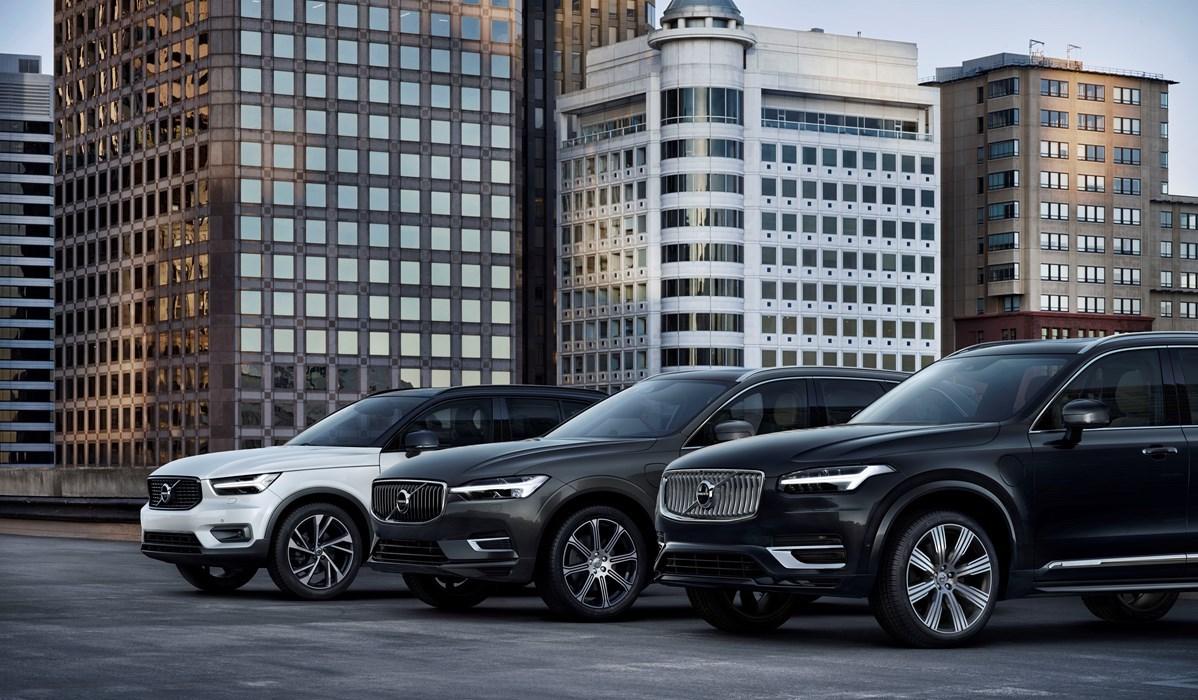 دوماسكو تعلن بفخر عن تسجيل رقم قياسي جديد في مبيعات سيارات فولفو