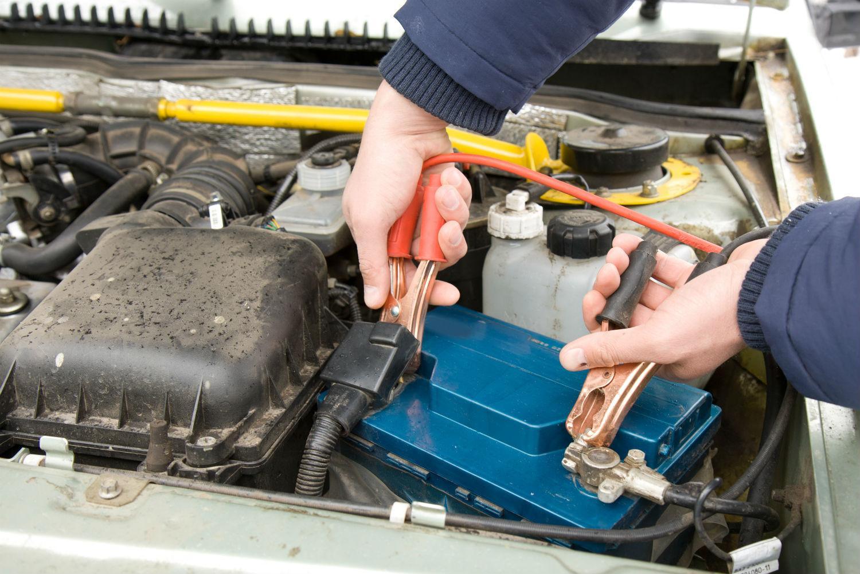 Car batteries are self-charging soon
