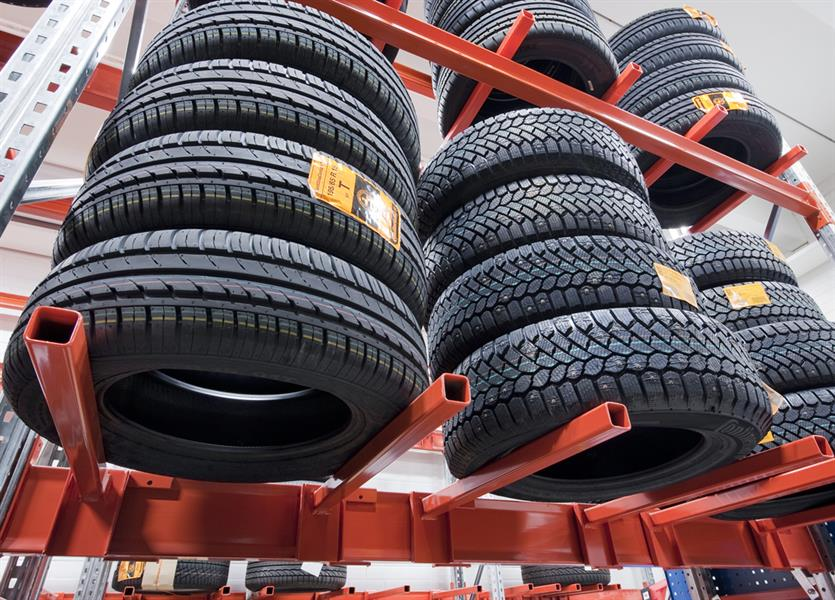 Qatar Government seized 4,900 car tyre in Doha