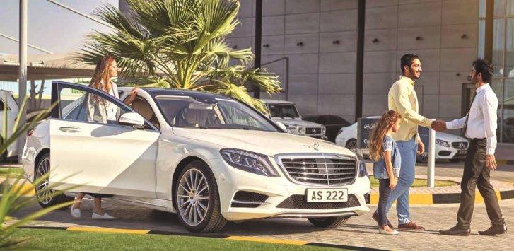 فحص سيارات مرسيدس بنز مجاناً في قطر