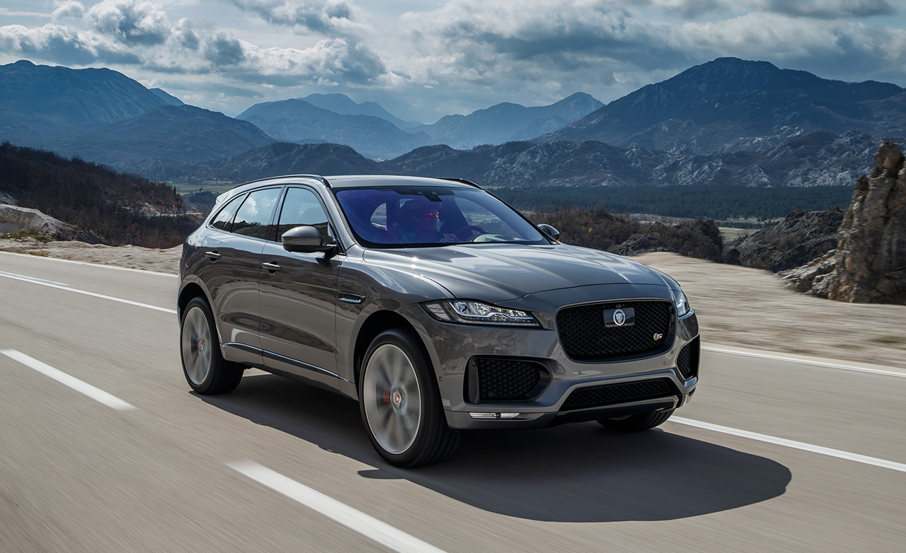 Jaguar F-Pace will heat up the SUV competition