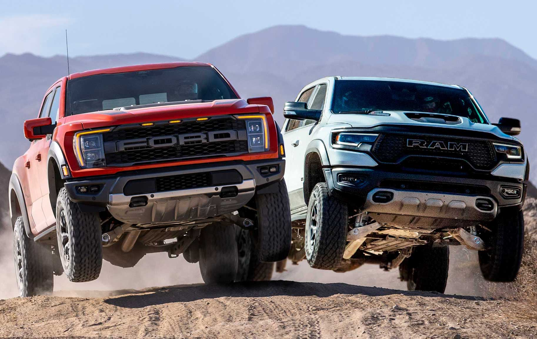 Best 2021 Big Pickups: Ram 1500 tops the list