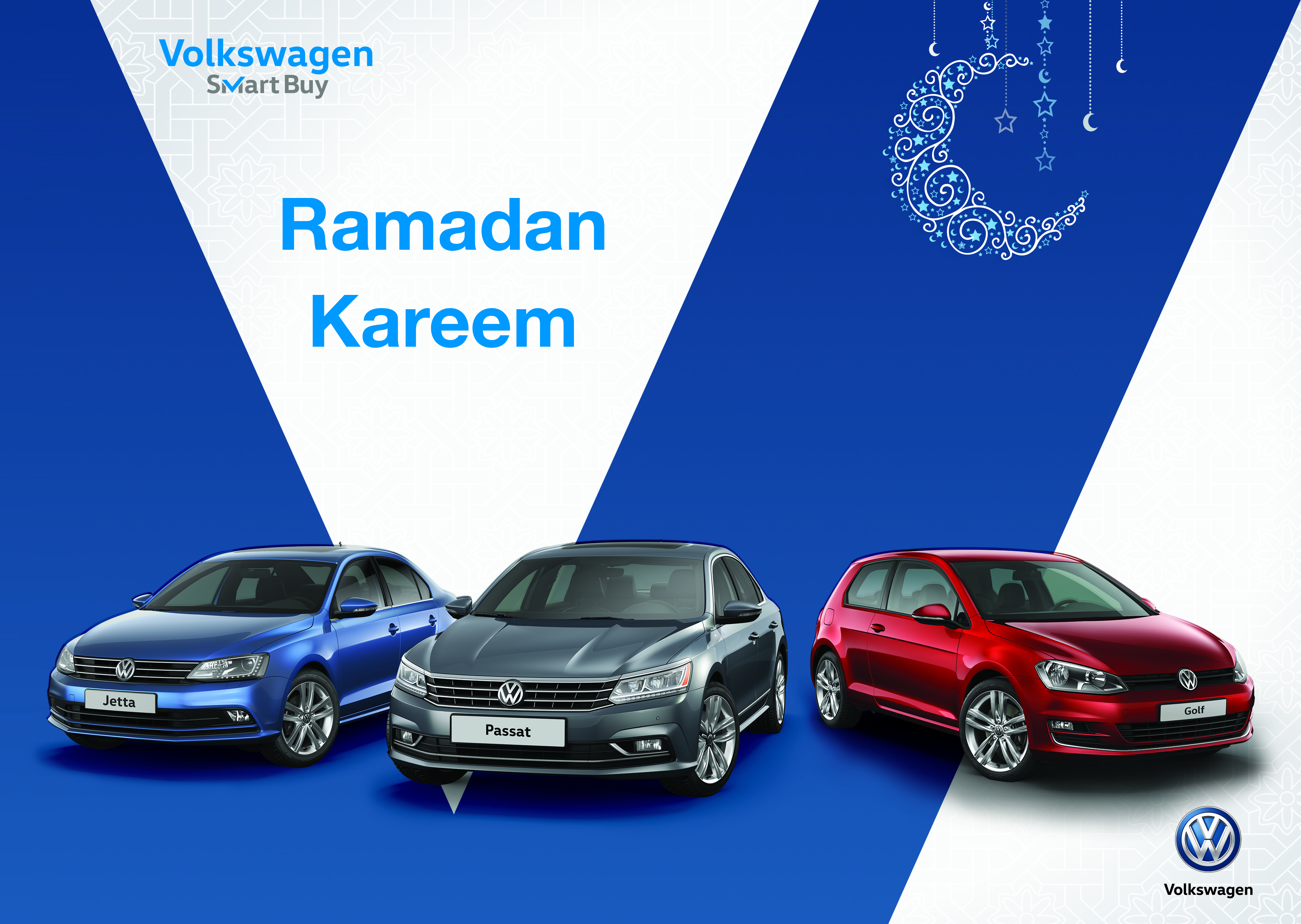 Celebrate Ramadan with the Smart Buy from Volkswagen Qatar