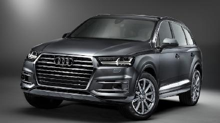 Five stars for Audi Q7 in Euro NCAP crash test