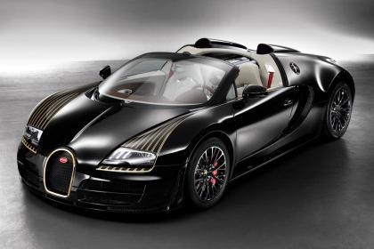 Bugatti to launch Black Bess at Beijing
