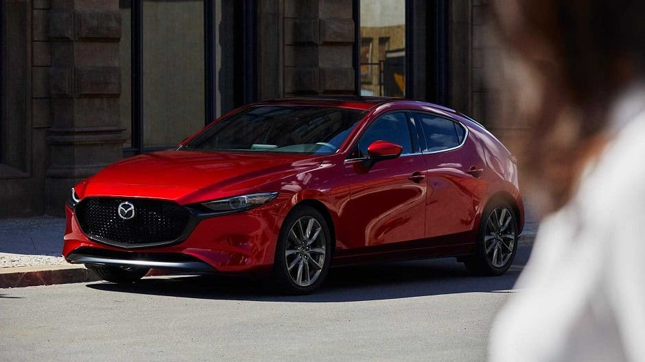 Watch: The new generation of the new Mazda 3