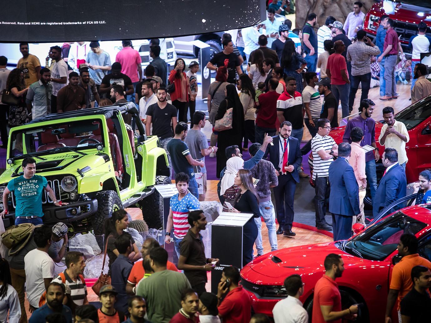 Qatar Motor Show 2018: 'Driving to Innovation'