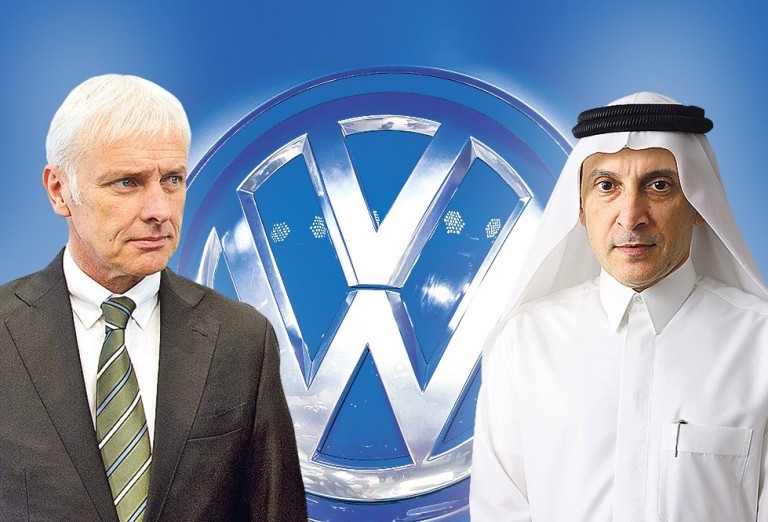 Qatar backed Volkswagen to phase out more than 40 car models
