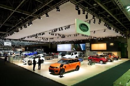 Check out the 13th edition of Dubai Motor Show
