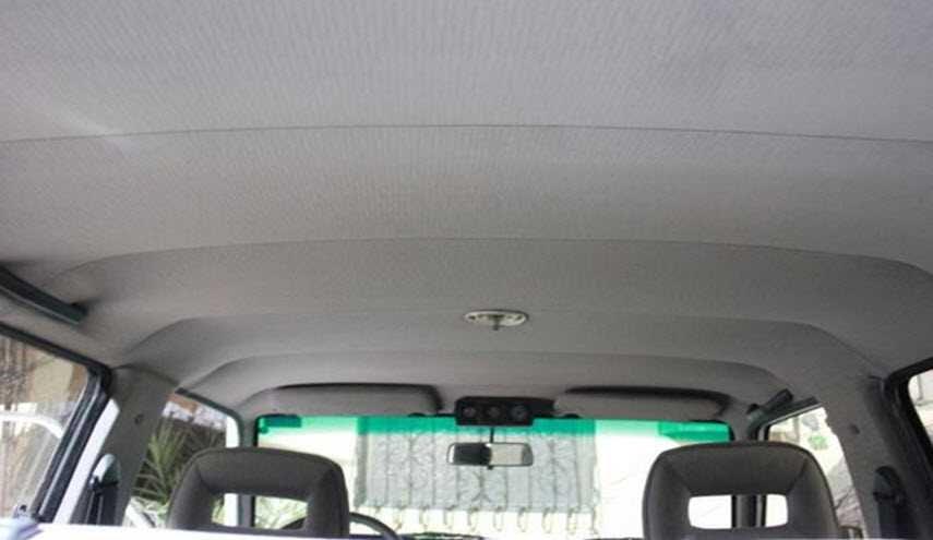 نظف السقف الداخلي لسيارتك بهذه الخطوات