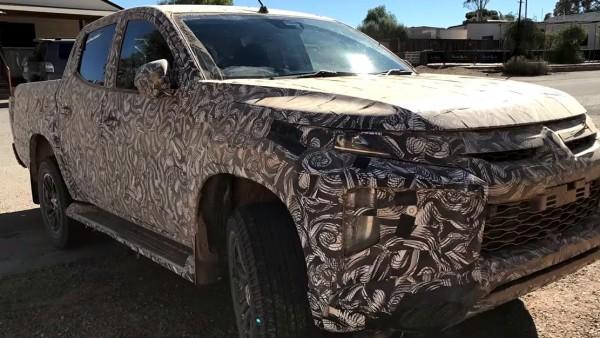 شاهد: سيارة L200الجديدة من ميتسوبيشي