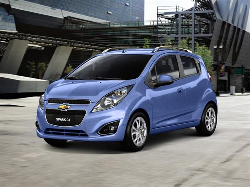 Chevrolet announced the arrival of the new Spark GT