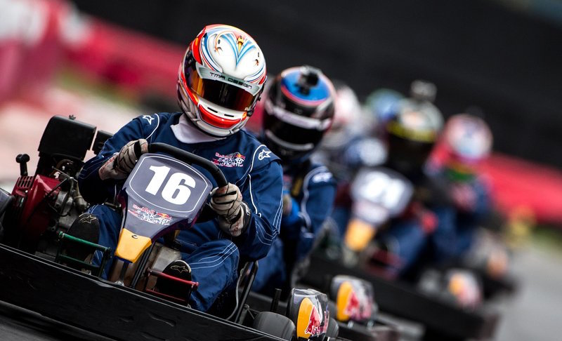 Red Bull Karting is now in Qatar!