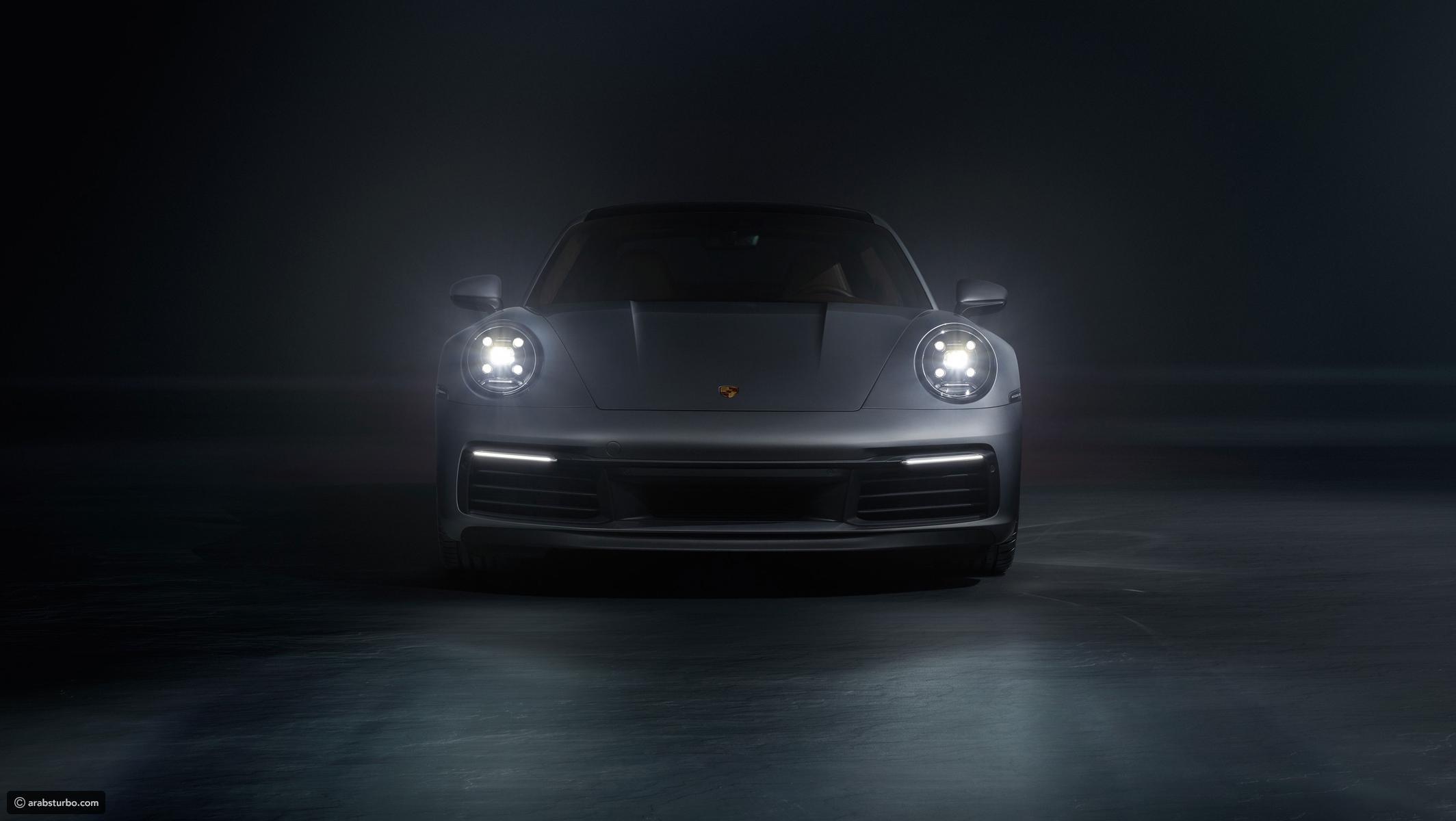 بورش تطلق السيارة الجديدة كلياً بورش 911 2020