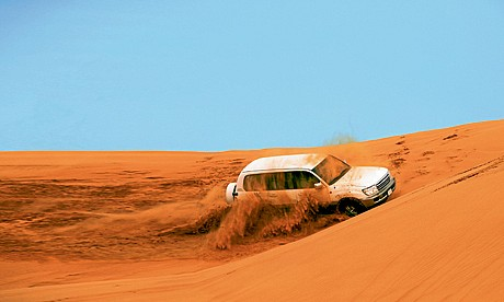 Top Tips for Driving Safely in Desert and Mountain Roads