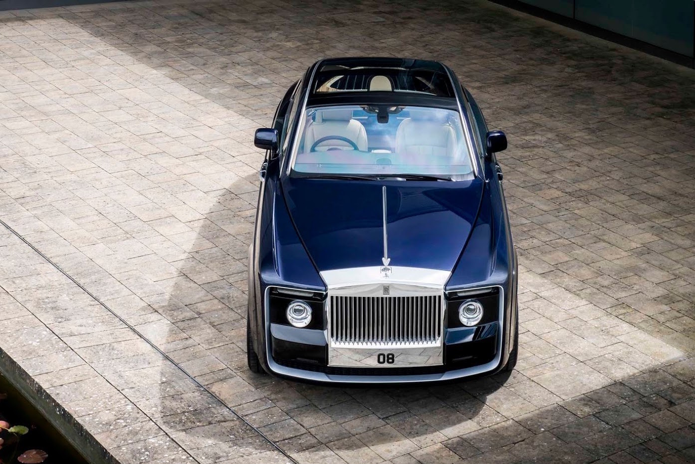 Rolls-Royce Sweptail is revealed and it is priced at QR 48 million