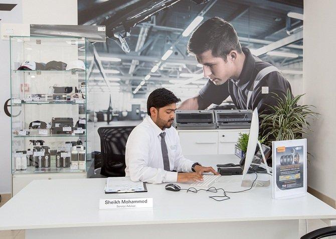 Alfardan Automobiles Opens An All-New Service Center Branch in Al Khor- Qatar
