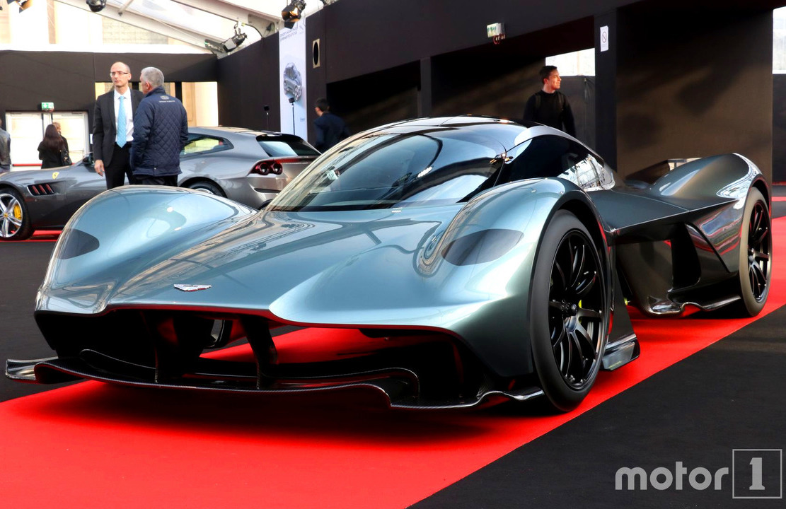 In Photos.. Aston Martin Red Bull AM-RB 001