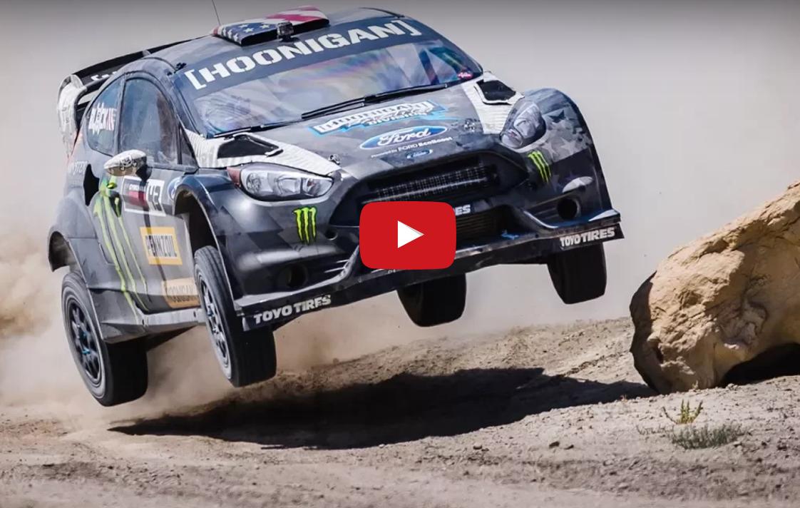 Must watch video: Ford Fiesta 600 hp