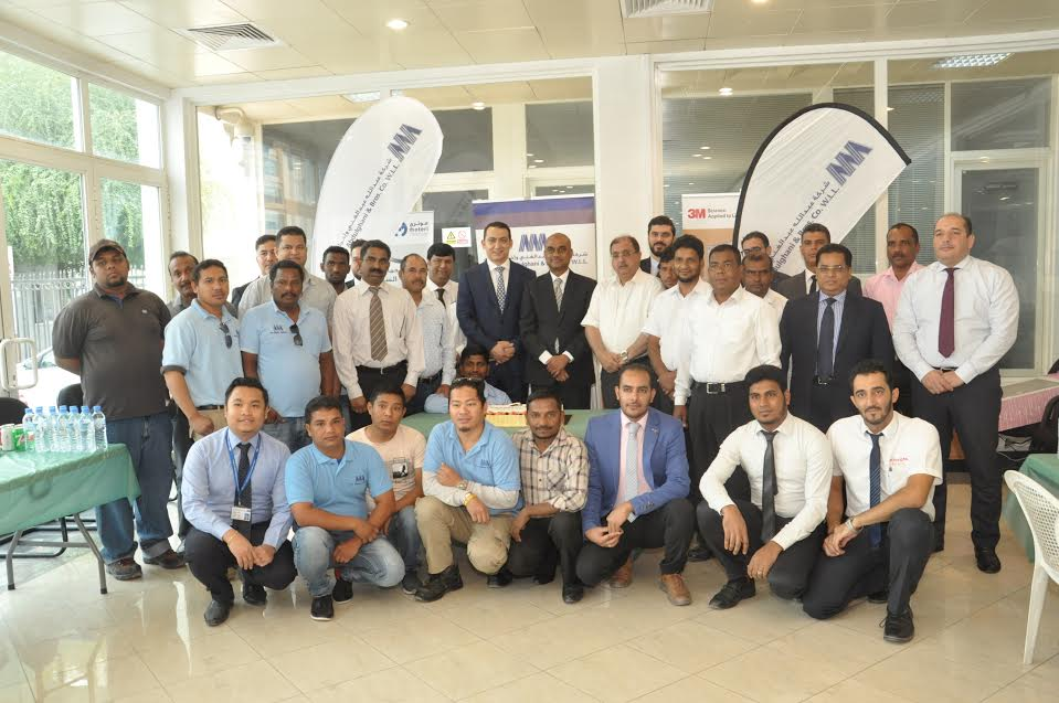 AAB PRE-OWNED VEHICLES DEPARTMENTS CELEBRATES Q1 ACHIEVEMENT