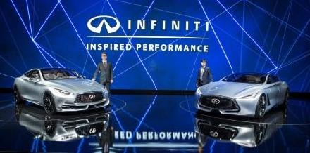 Infiniti headlines Dubai International Motor Show 2015 with four Middle East debuts