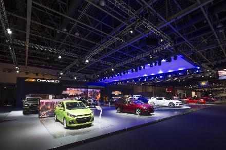 Dubai International Motor Show 2015 Round-Up