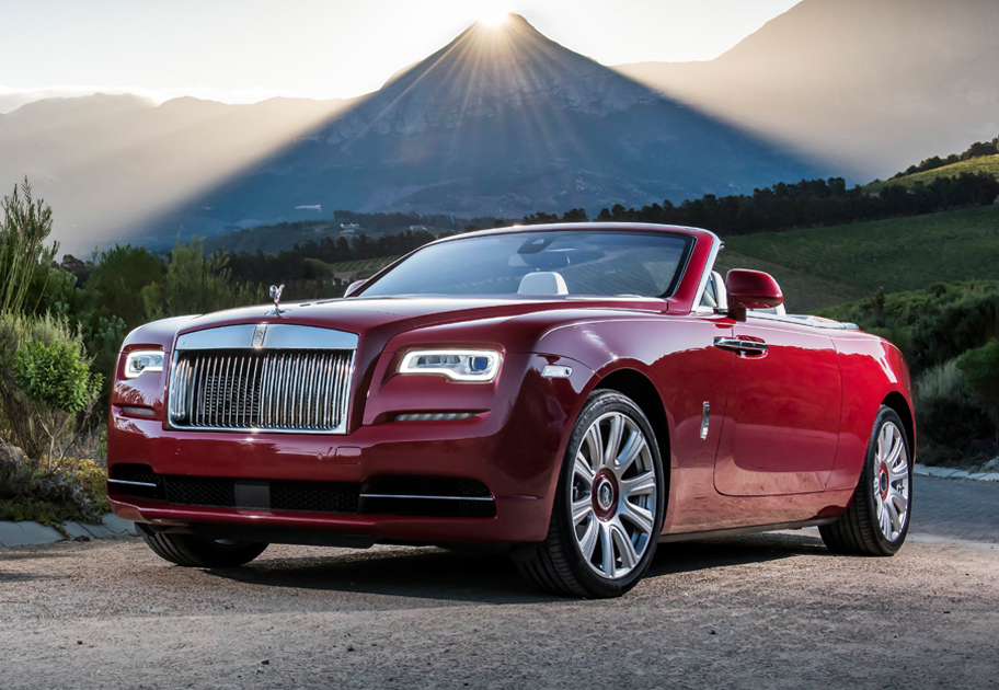 Rolls-Royce: We have no competitors in the car industry! Do you Agree?