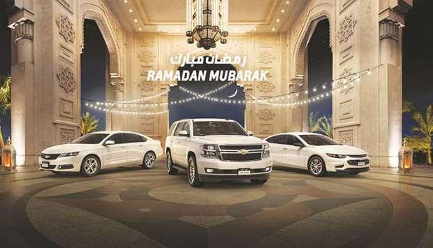 في شهر العطاء، شيفروليه تعلن عن عروضات كبيرة على السيارات في قطر
